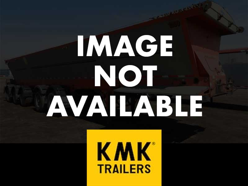 2009 Tremcar 1410 CU FT Tridem Aluminum Dry Bulk / Pneumatic Tank Trailer for hauling sand / cement and more 40 ft long